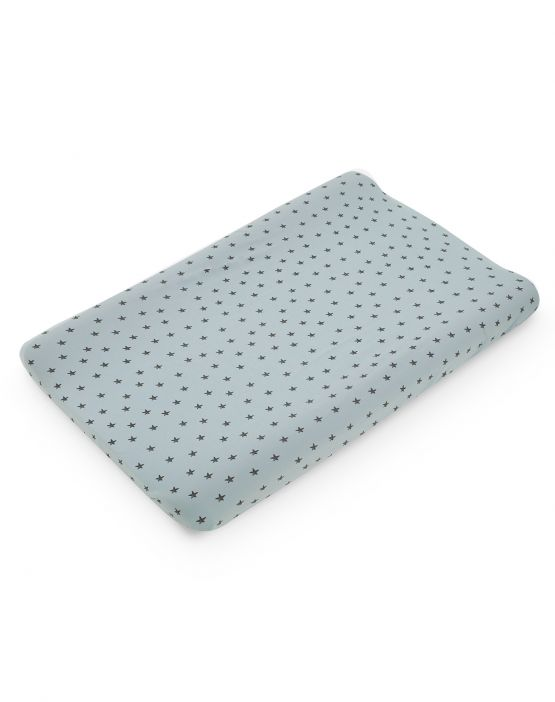 Changing mat cover<br>BLUE  LITTLE STAR