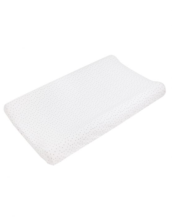 Changing mat cover<br>WHITE  MINI STELLA