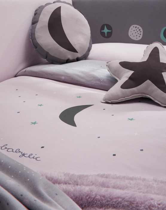 Duvet Cover<br>LILAC COSMOS