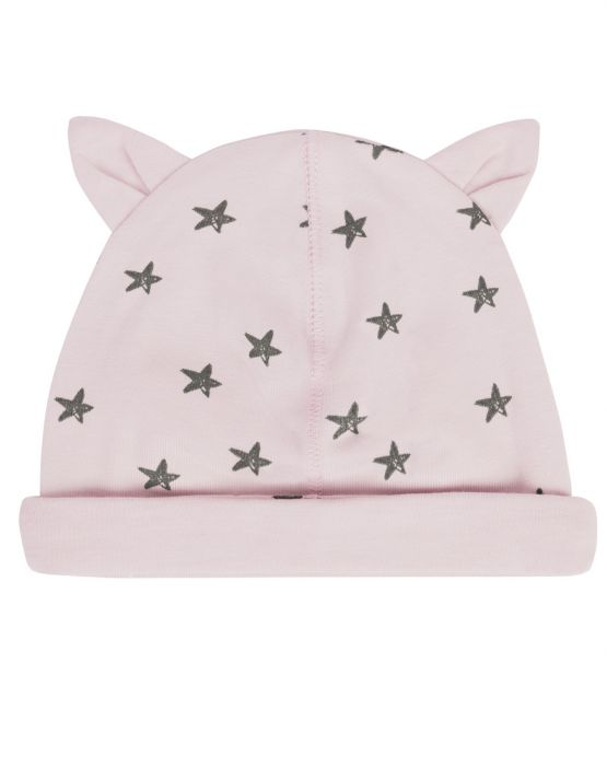 Gorro LITTLE STAR ROSA