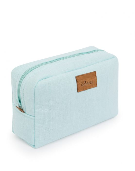Mum toilet Case<br>MINT LINEN