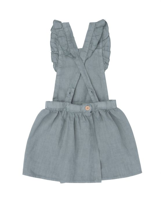 Pinafore<br>NINA - FOREST GREEN