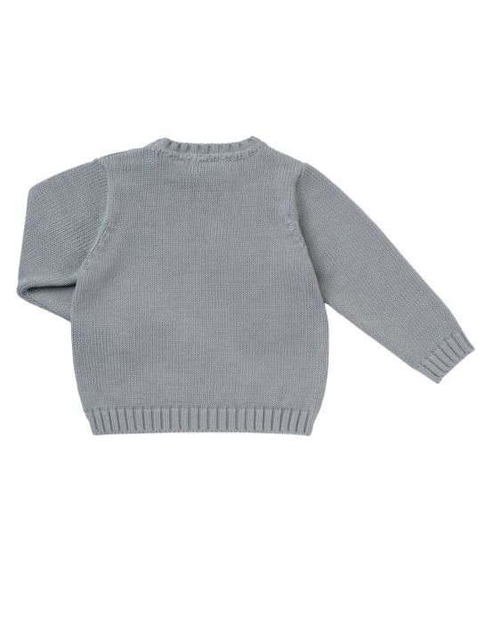 Knitted sweater <br>STONES